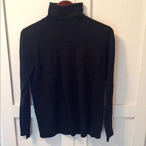 Merino Wool Turtleneck Sweater by Banana Republic